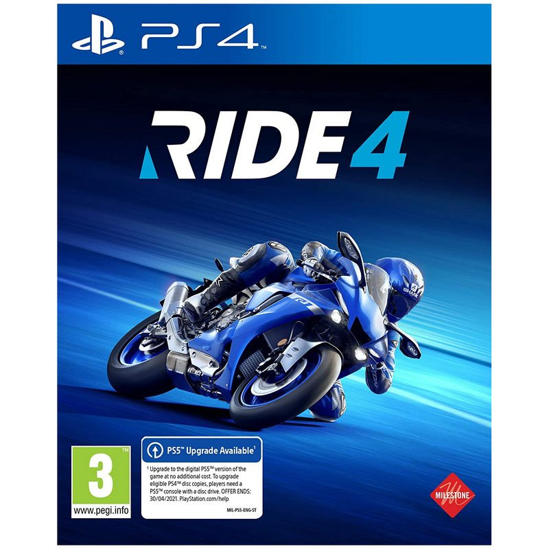 Ride 4 PS4