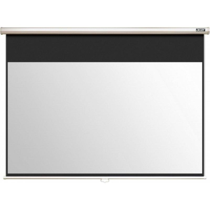 """Acer E100-W01MW Pantalla De Proyección Eléctrica 16:10 100"""" Blanco Mate"""