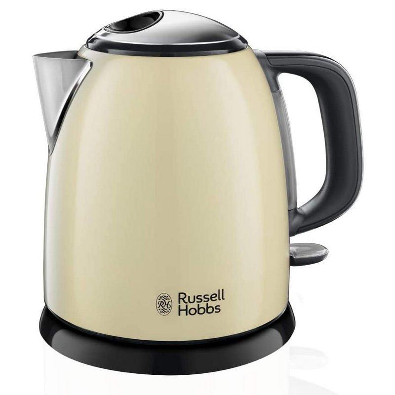 Russel Hobbs Colours Plus+ Cream Mini Hervidor De Agua 2400W