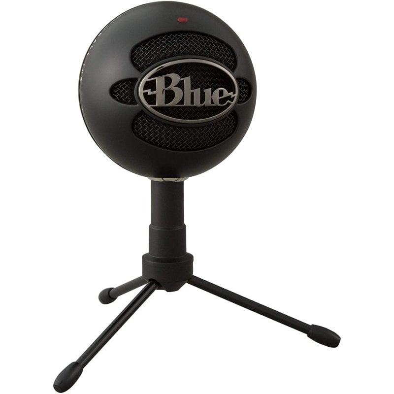 Blue Microphones Snowball ICE Micrófono para Grabación y Transmisión en PC