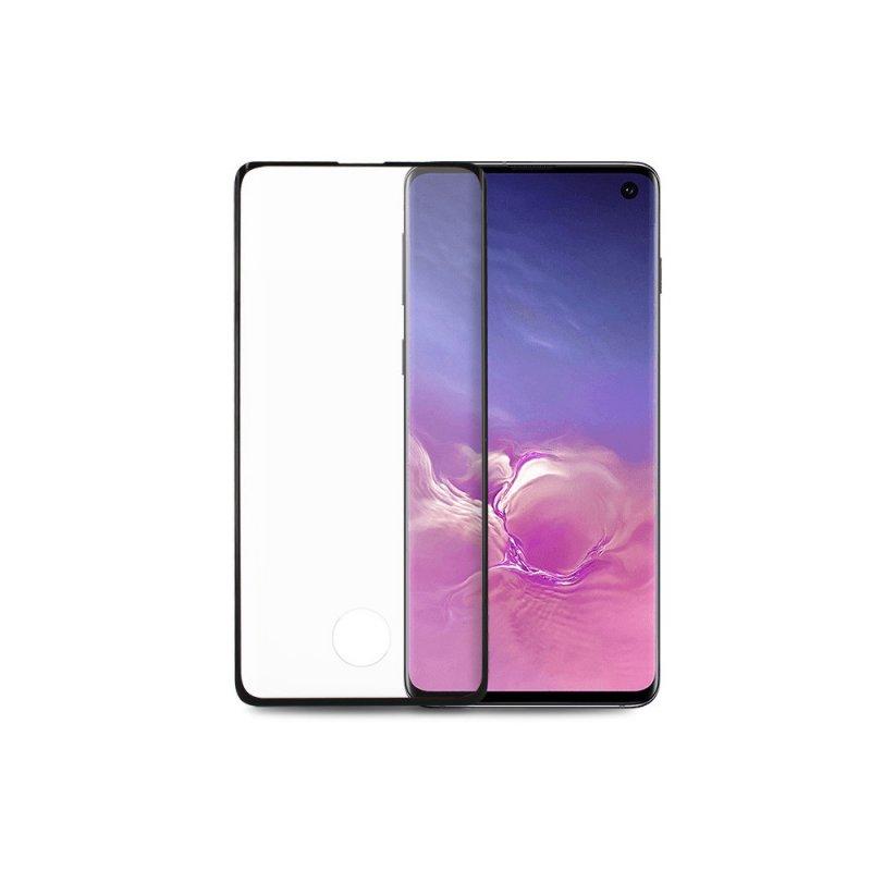 Mooov 2x Protector Pantalla Cristal Templado para Samsung Galaxy S10
