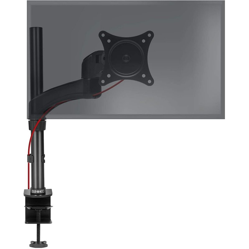 "Duronic DM451X2 Soporte de Mesa Monitor 15""-27"" VESA 100x100 Máx 8kg"