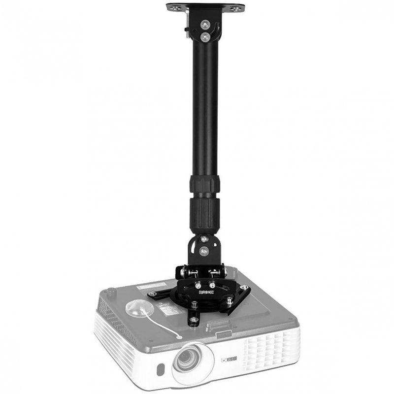 Duronic PB04XL Soporte Para Proyector Extensible Techo/Pared Máx 13.6kg
