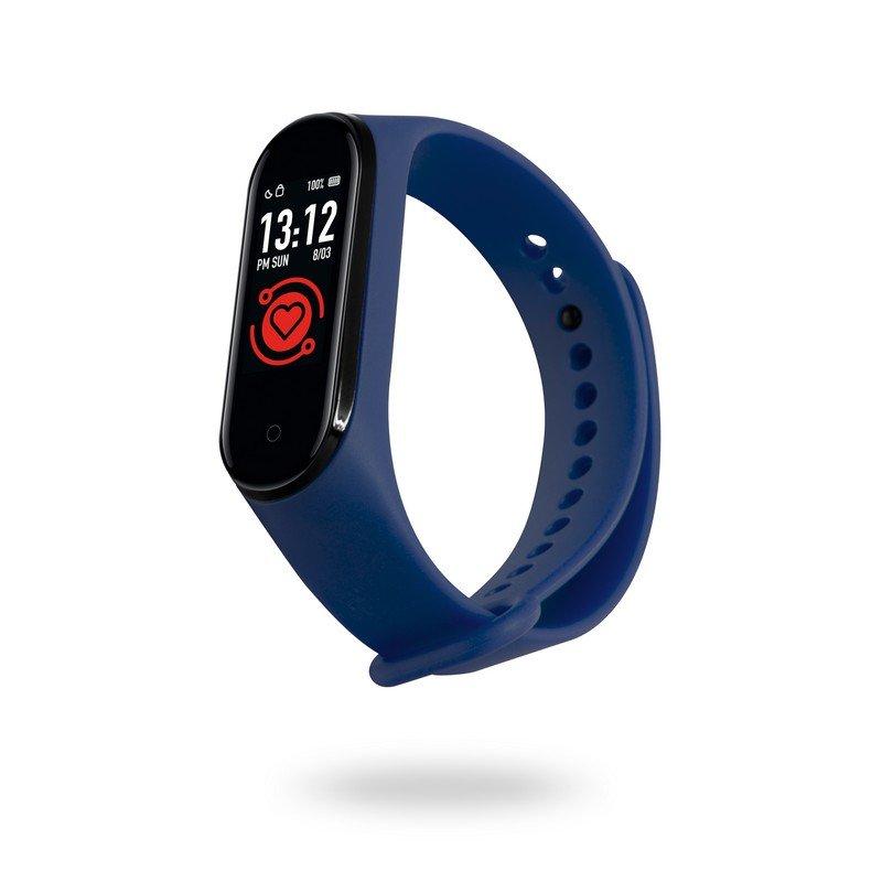 Unotec Smartband 6T Pulsera de Actividad Azul