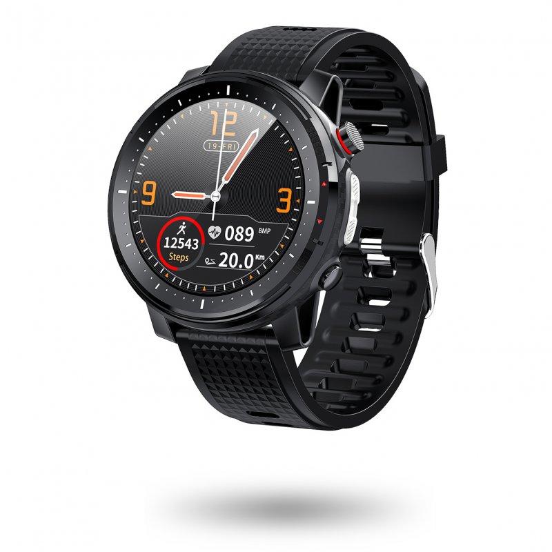 Watchuu Round Pro III Reloj Bluetooth Negro