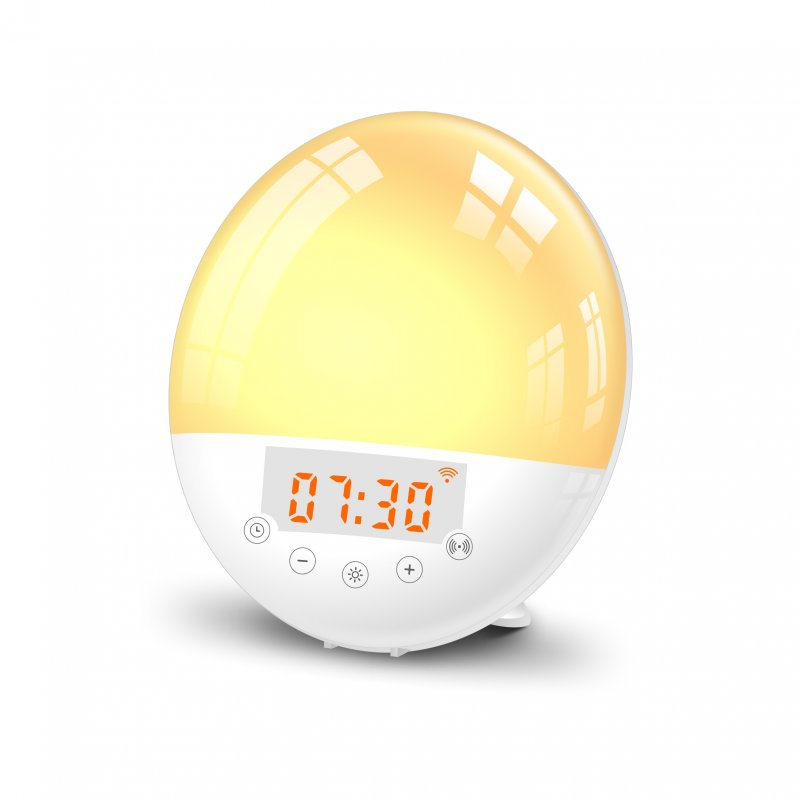 Funciona con Alexa Echo y Google Home IFTTT CYBERNOVA Smart Home Series-WiFi Sart/én de Alarma inal/ámbrica USB