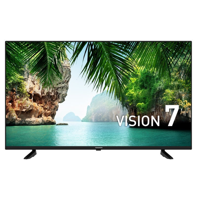 "Televisor Grundig 43 GEU 7800 B 43"" LED UltraHD 4K HDR"
