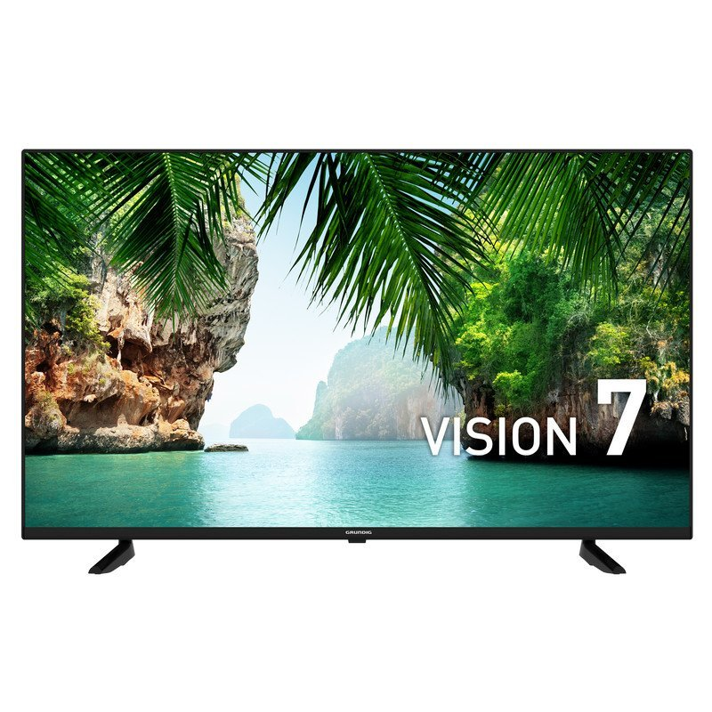 "Televisor Grundig 50 GEU 7800 B 50"" LED UltraHD 4K HDR"