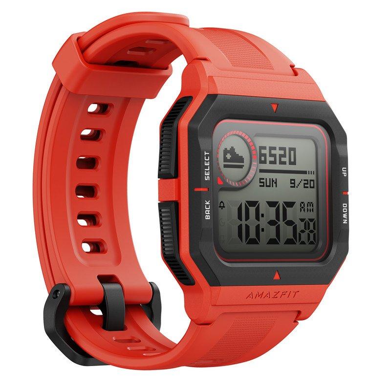 Amazfit Neo Smartwatch Rojo