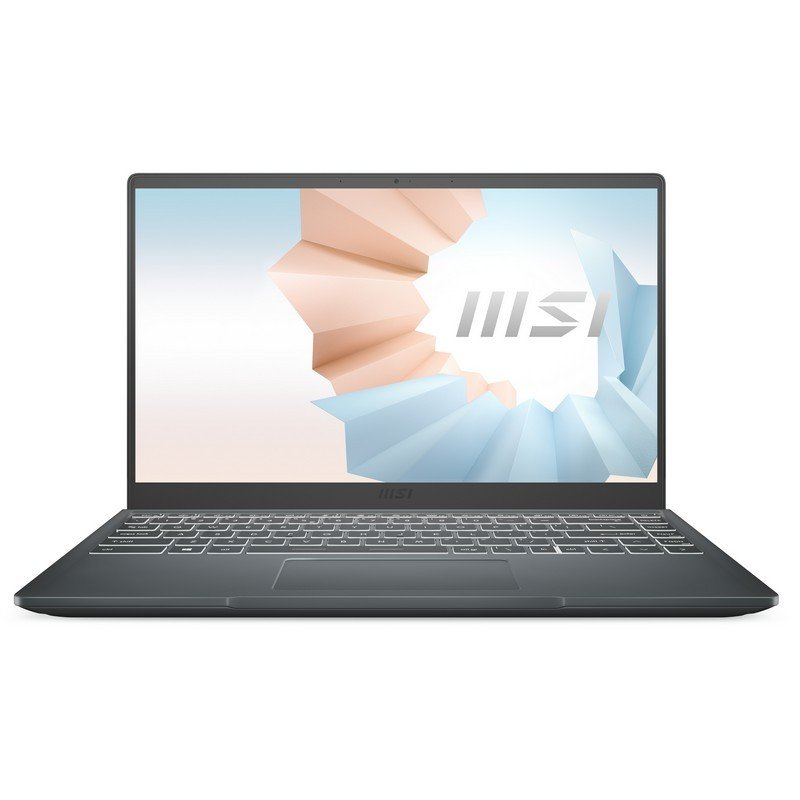"Portátil MSI Modern 14 B11SB-009XES Intel Core i7-1165G7/16GB/512GB SSD/MX450/14"""