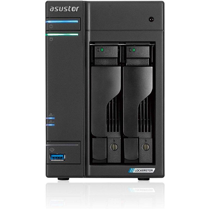 Asustor AS6602T Lockerstor 2 Servidor NAS