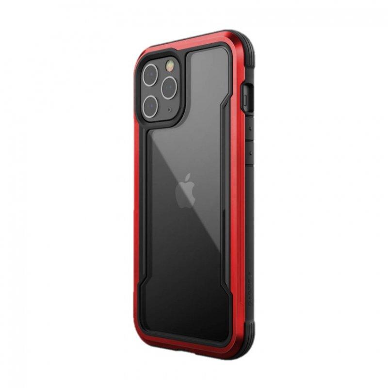 Raptic Funda Shield Roja para iPhone 12 Pro Max