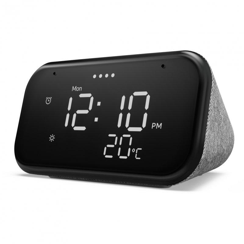 Lenovo Smart Clock Essential Reloj Inteligente Con Asistente De Google