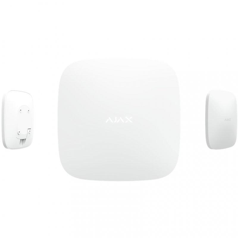 Ajax Hub Plus Unidad Central Inteligente Blanca - Smarthome-Alarmas-Ajax