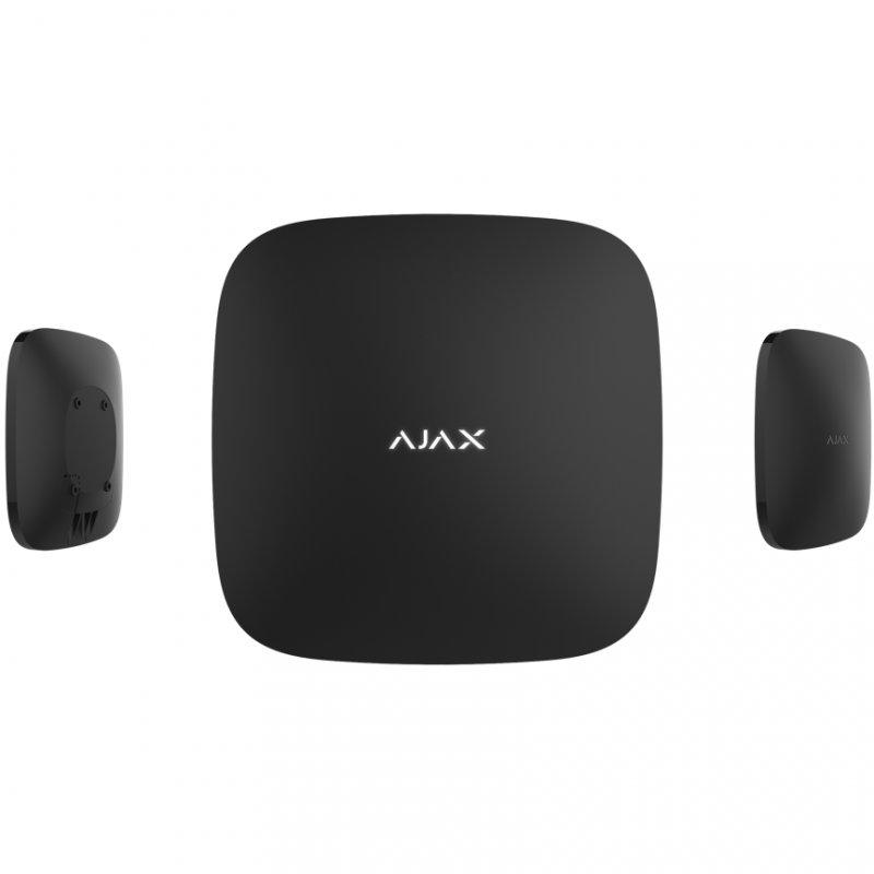 Ajax Hub 2 Unidad Central Inteligente Negra - Smarthome-Alarmas-Ajax