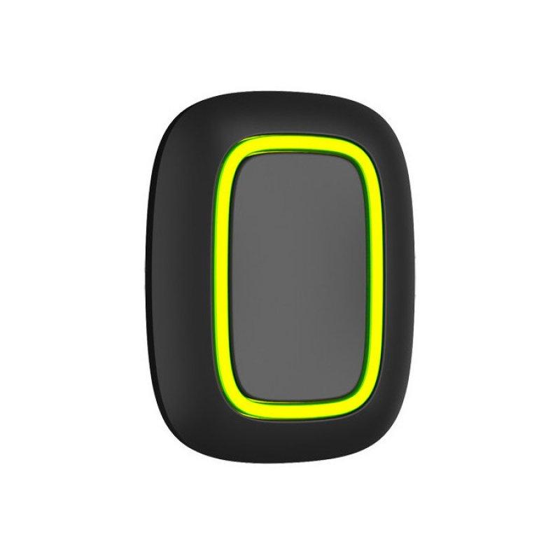 Ajax Button Botón de Pánico Inalámbrico Negro - Smarthome-Alarmas-Ajax