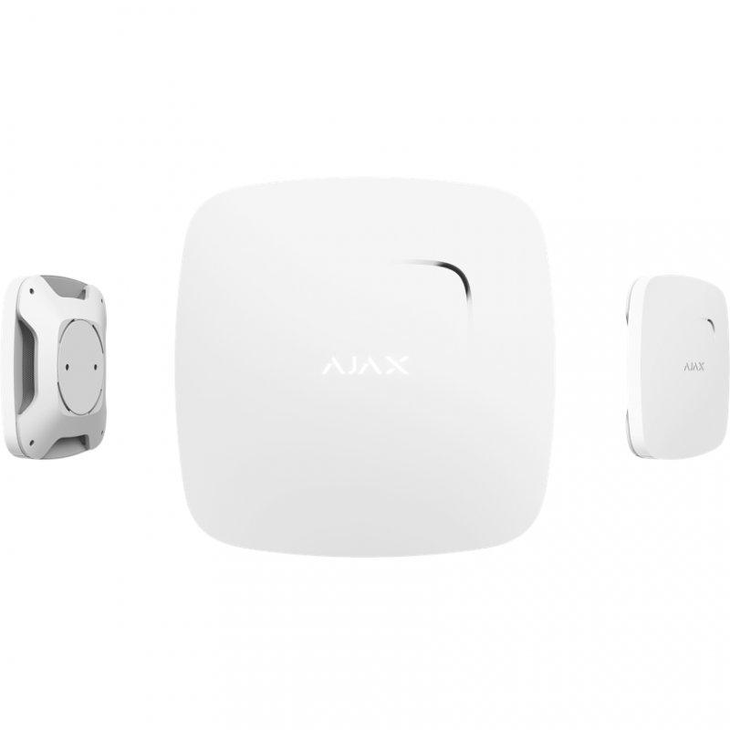 Ajax FireProtect Detector de Humo Blanco - Smarthome-Alarmas-Ajax