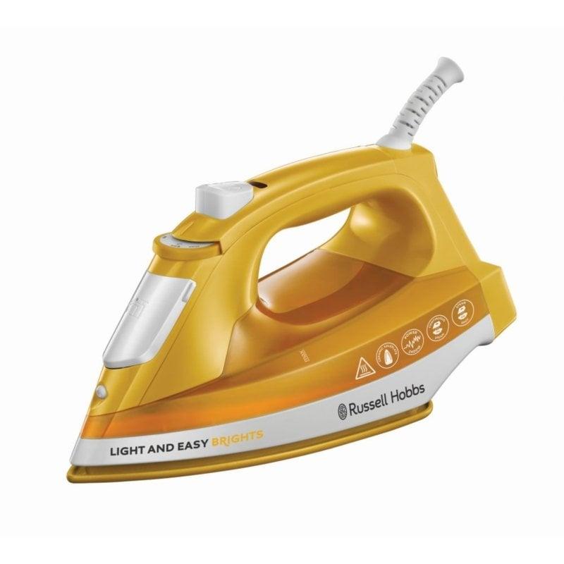 Russell Hobbs Light & Easy Brights Mango Plancha Vapor 2400W