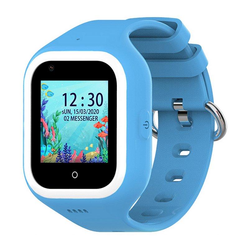 SaveFamily 4G Iconic Reloj Smartwatch Para Niños Azul