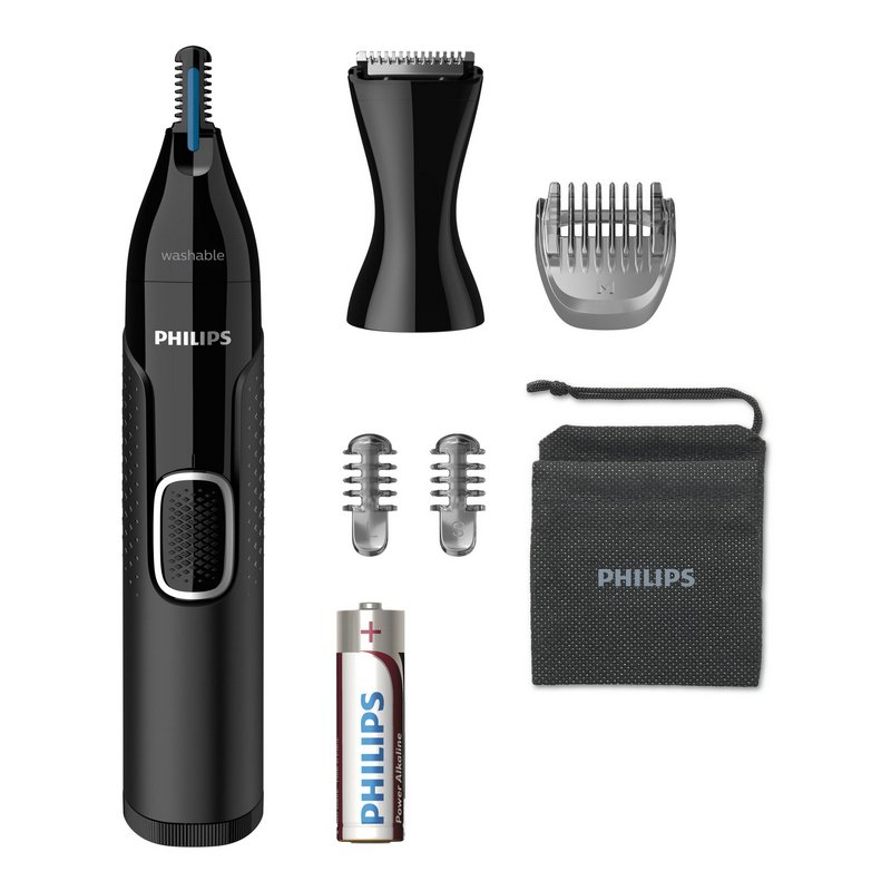 Philips Nose Trimmer Series 5000 NT5650/16 Recortador Para Nariz/Orejas/Cejas