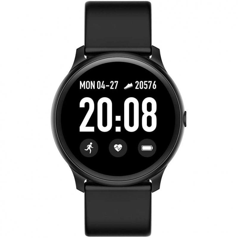 WeePlug SmartFit Smartwatch Negro