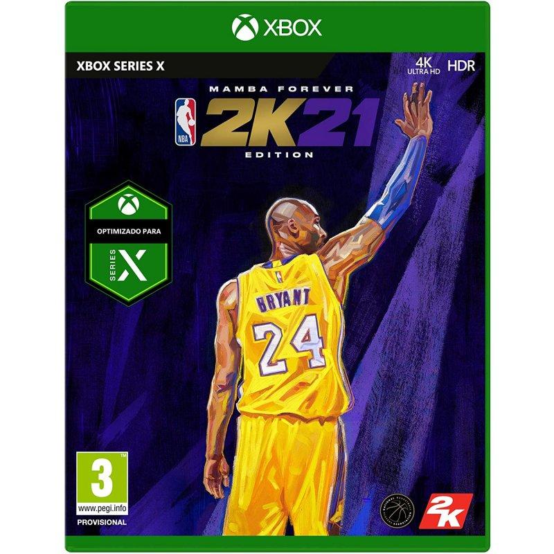 NBA 2K21 Edición Mamba Forever Xbox Series X