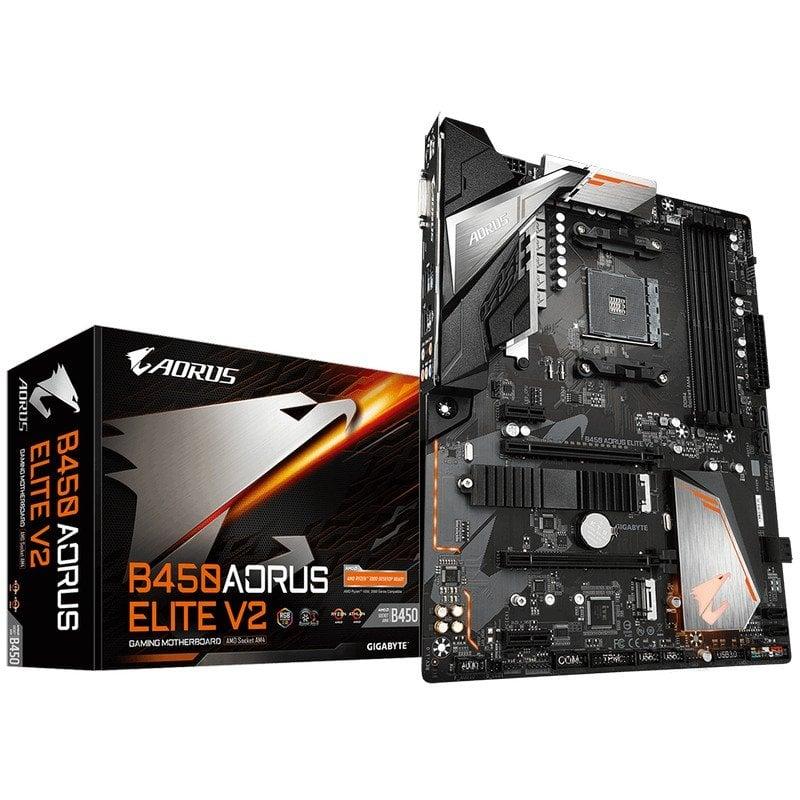 Gigabyte B450 Aorus Elite V2