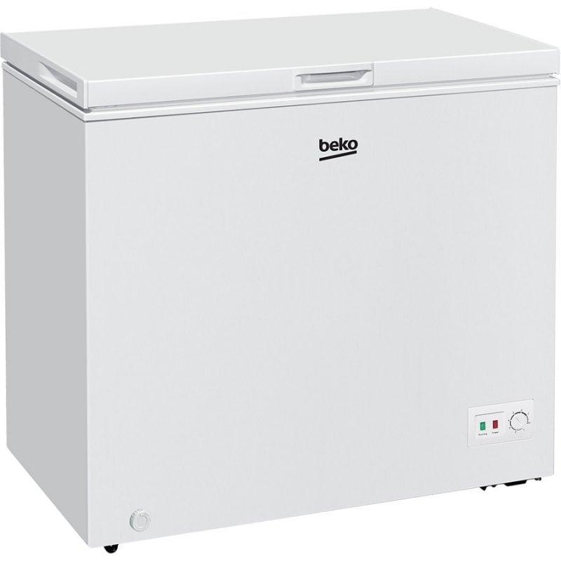 Beko CF200WN Congelador Arcón 200L A+