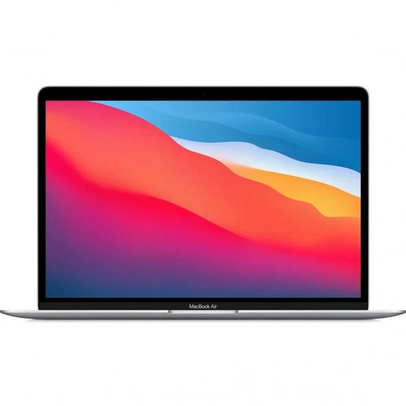 "Portátil Apple MacBook Air Apple M1/8GB/256GB SSD/GPU Hepta Core/13.3"" Plata"