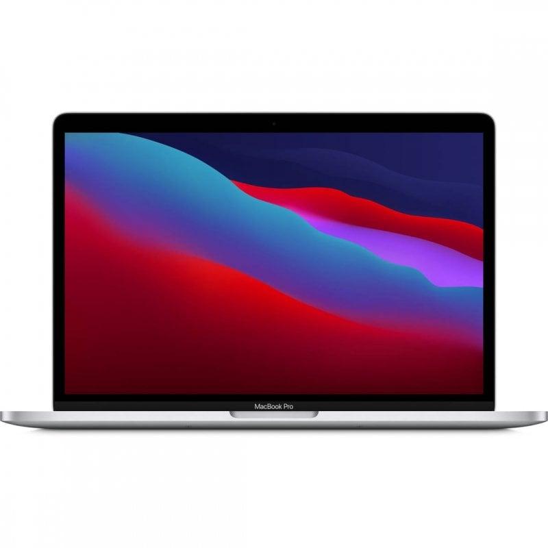 "Portátil Apple MacBook Pro Apple M1/8GB/512GB SSD/13.3"" Plata"