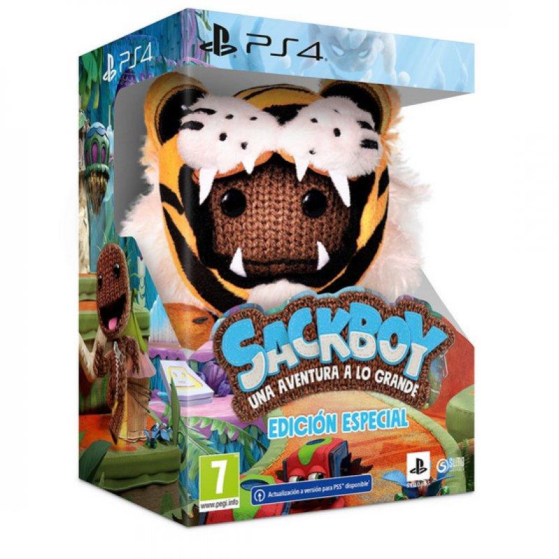 Sackboy A Big Adventure! Special Edition PS4