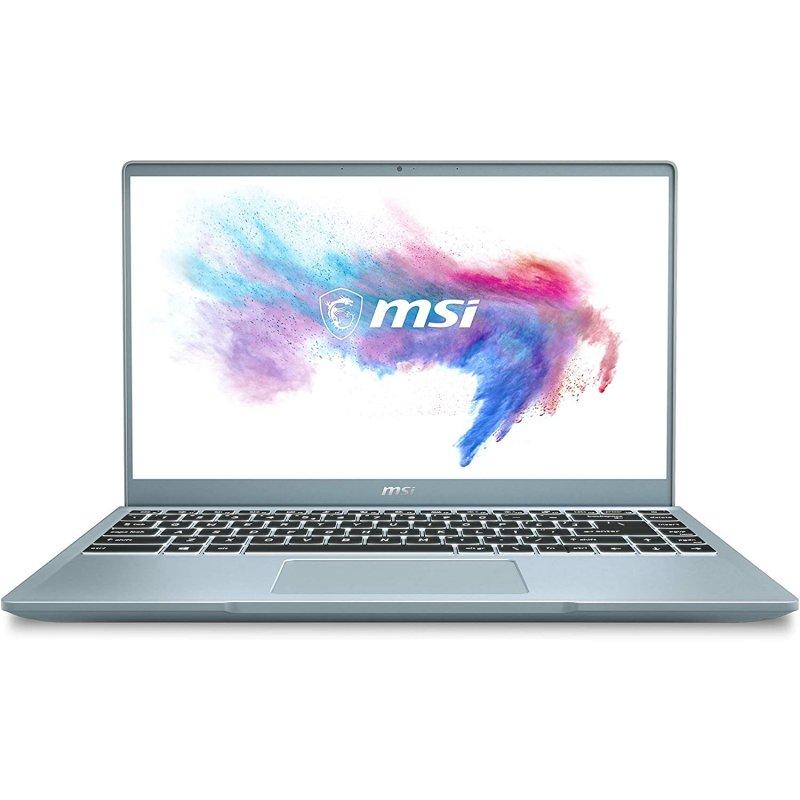 """Portátil MSI Modern 14 B10RBSW-064XES Intel Core i7-10510U/16GB/512GB SSD/MX350/14"""""""