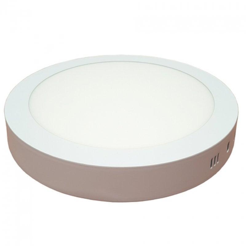 Bricoled Downlight LED Redondo 18W 225mm Blanco Neutro
