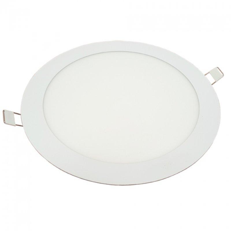 Bricoled Downlight LED Empotrable Redondo 12W 170mm Blanco Neutro