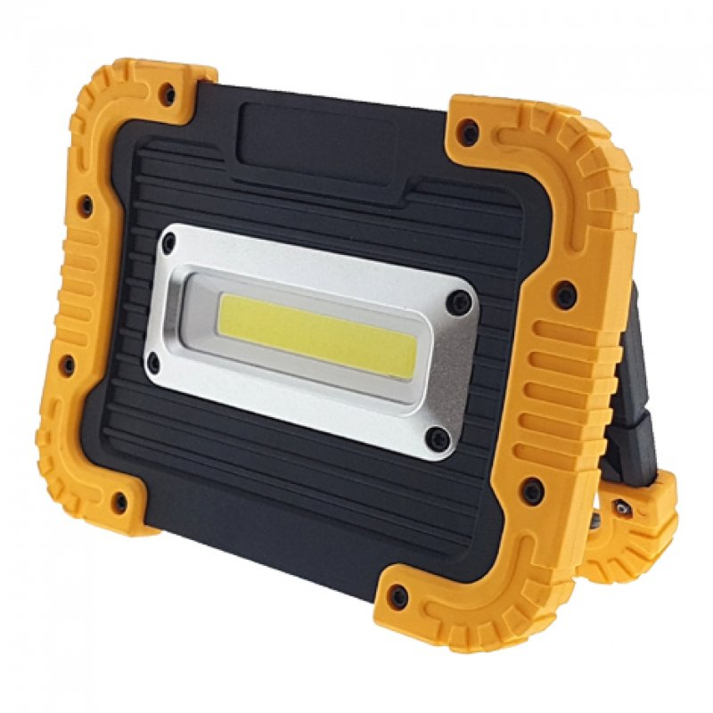 Bricoled Proyector LED Inalámbrico 10W Blanco Frío