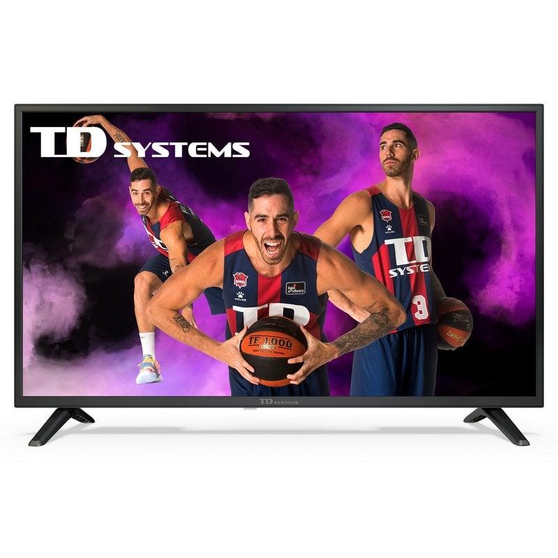"""Televisor TD Systems K40DLJ12F 39.5"""" LED FullHD"""