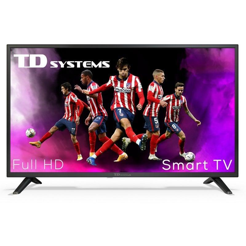 """Televisor TD Systems K40DLJ12FS 39.5"""" LED FullHD"""