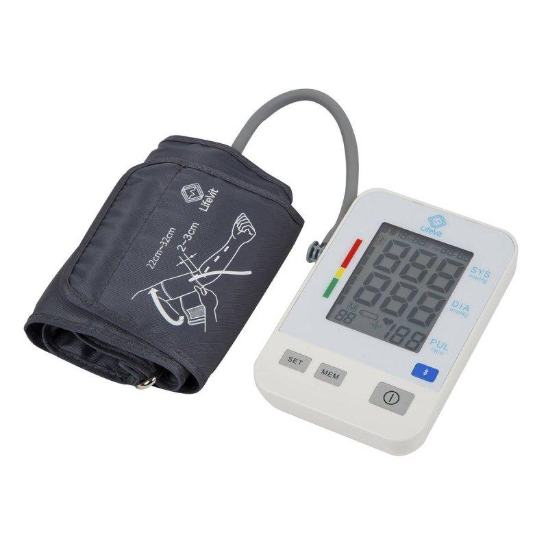 LifeVit BPM-160 Tensiómetro de Brazo Inteligente Bluetooth