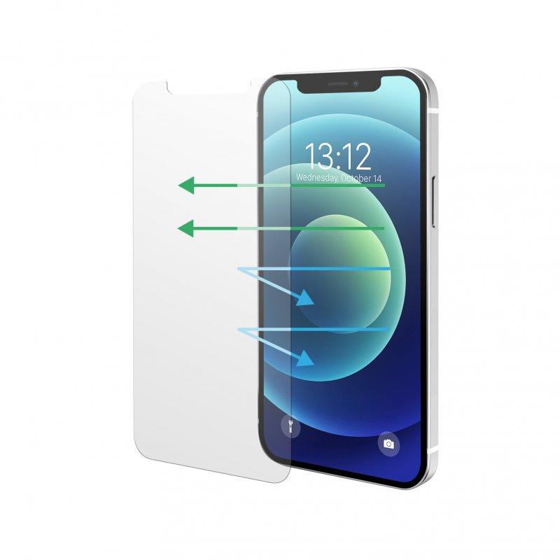 Nueboo Protector Ocular Cristal Templado para iPhone 12 Mini