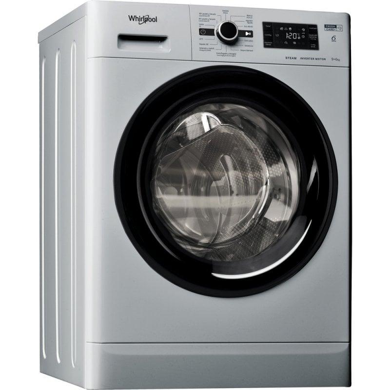 Whirlpool FWDG 961483 SBV SPT - Lavadoras secadoras