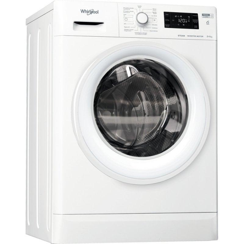 Whirlpool FWDG 861483 WV SPT N