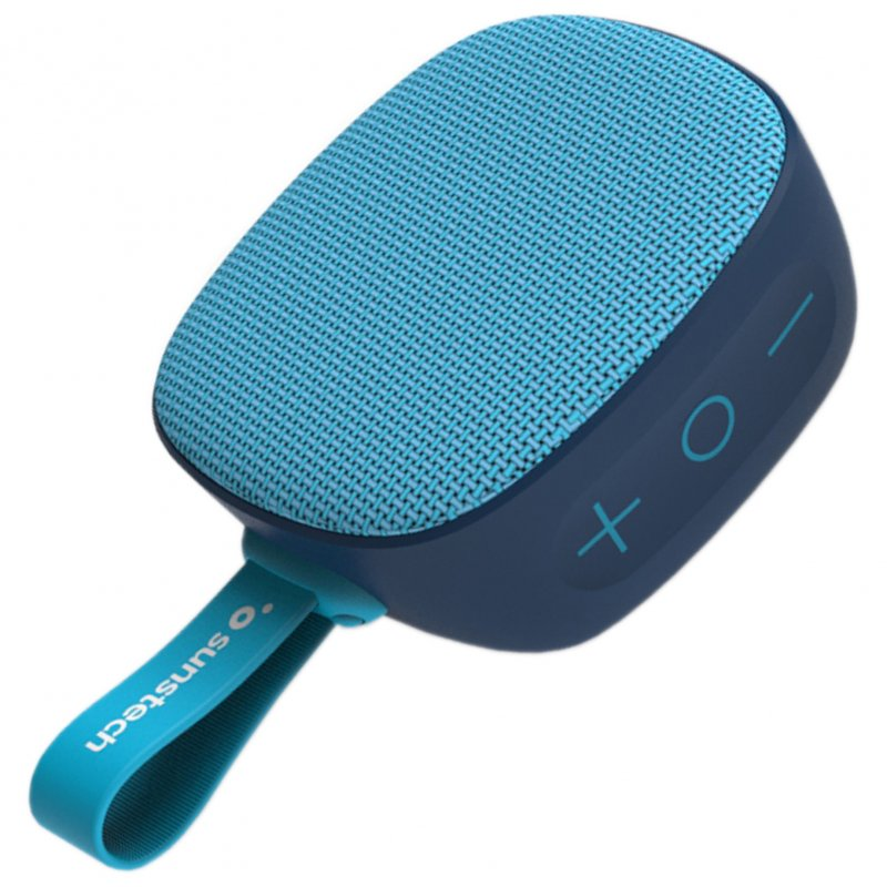 Sunstech Brick Altavoz Bluetooth 5W Azul