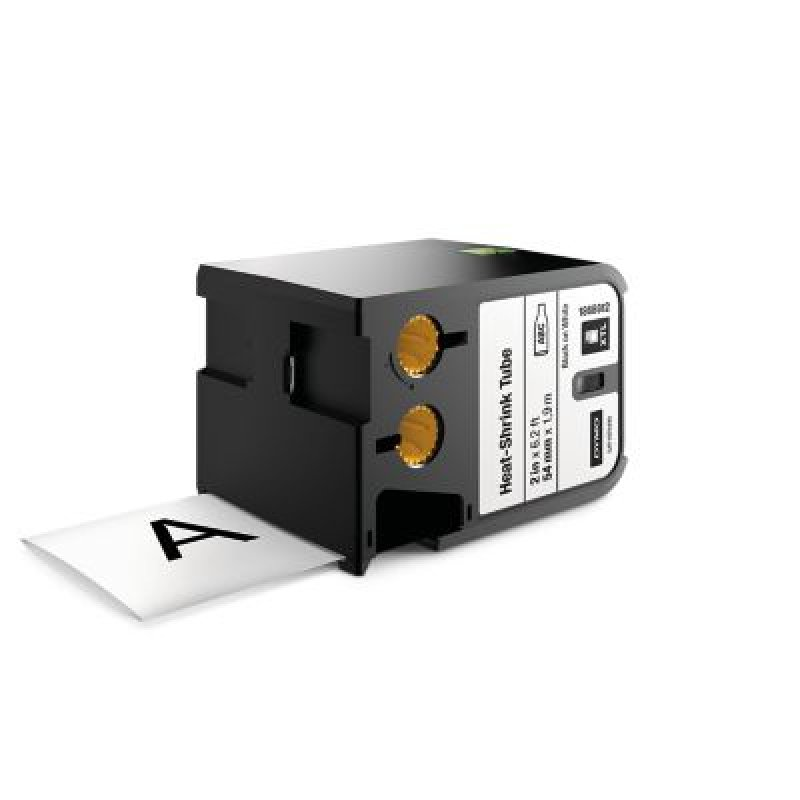 Dymo XTL Etiqueta De Vinilo Multiusos 54mmx7m Negro/Blanco