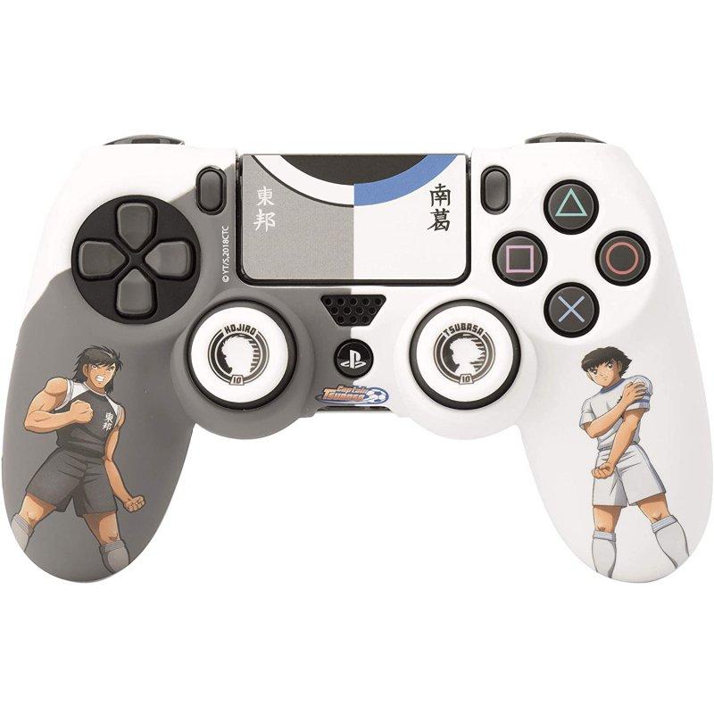 FR-TEC PS4 Captain Tsubasa Combo Pack para DualShock 4 de PS4