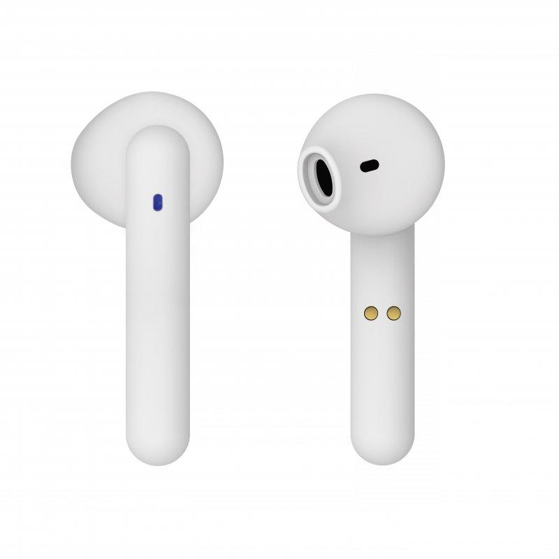 Vivanco Urban Pair Auriculares Bluetooth Blancos