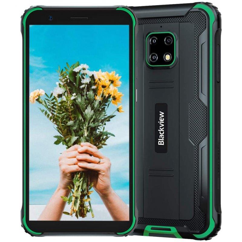 Blackview BV4900 3/32GB Verde Libre