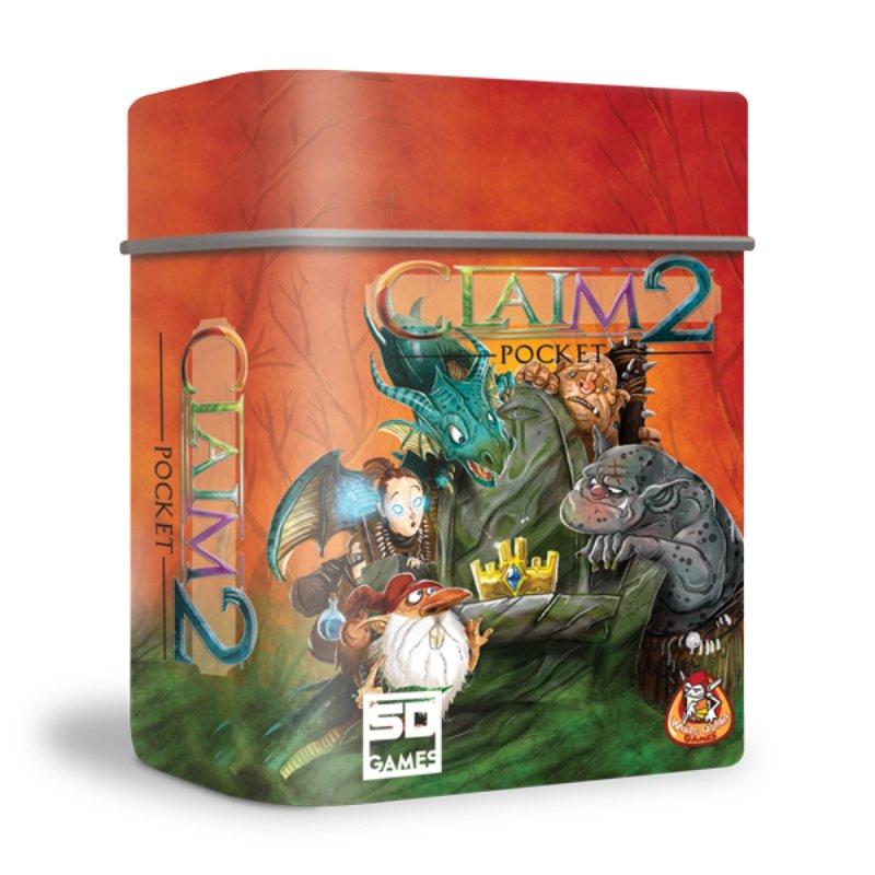 SD Games Claim Pocket 2