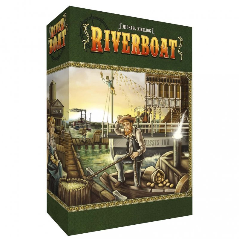 SD Games Riverboat