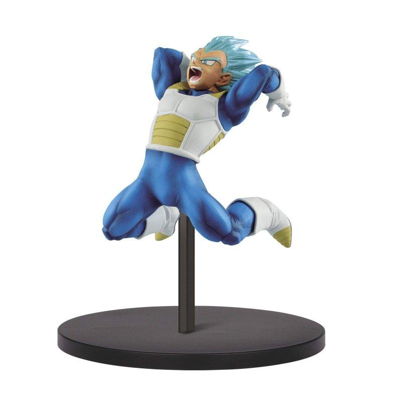 Banpresto Figura Vegeta Super Saiyan God Dragon Ball Super 12cm