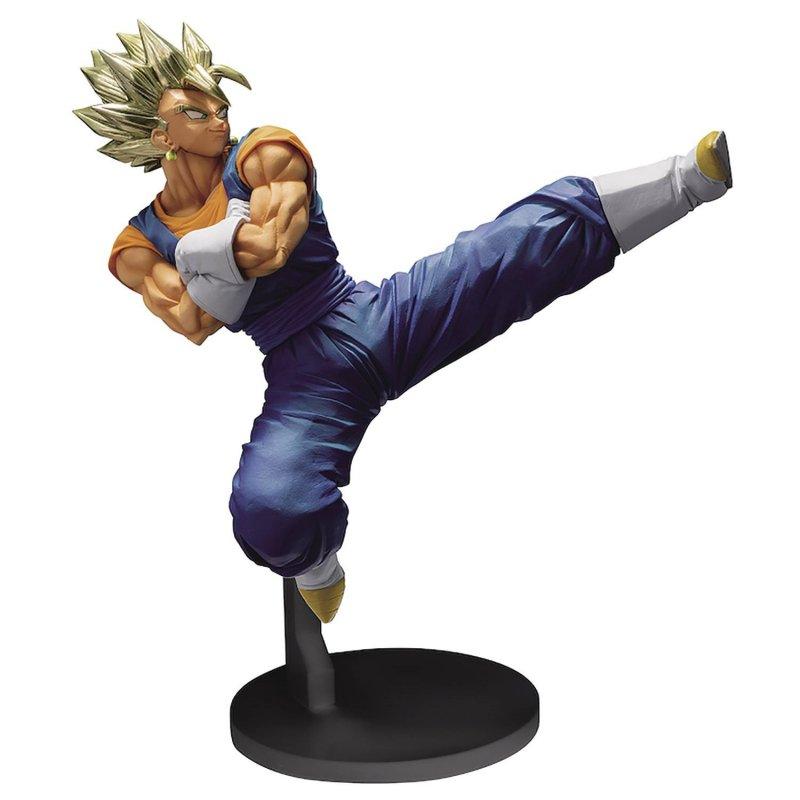 Banpresto Figura Vegeta Super Saiyan Dragon Ball Z 15cm